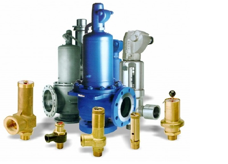 Pressure Safety Valves