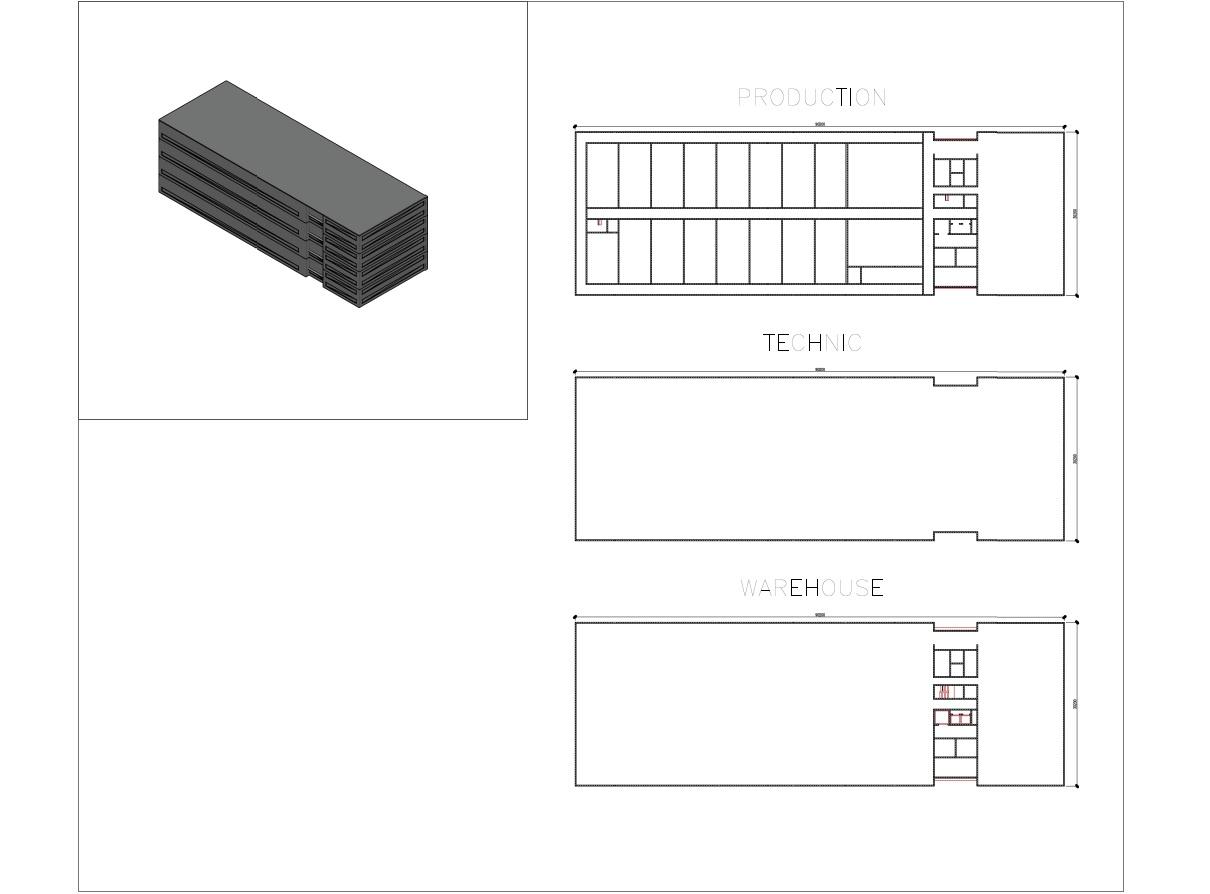 Warehouse project blueprint